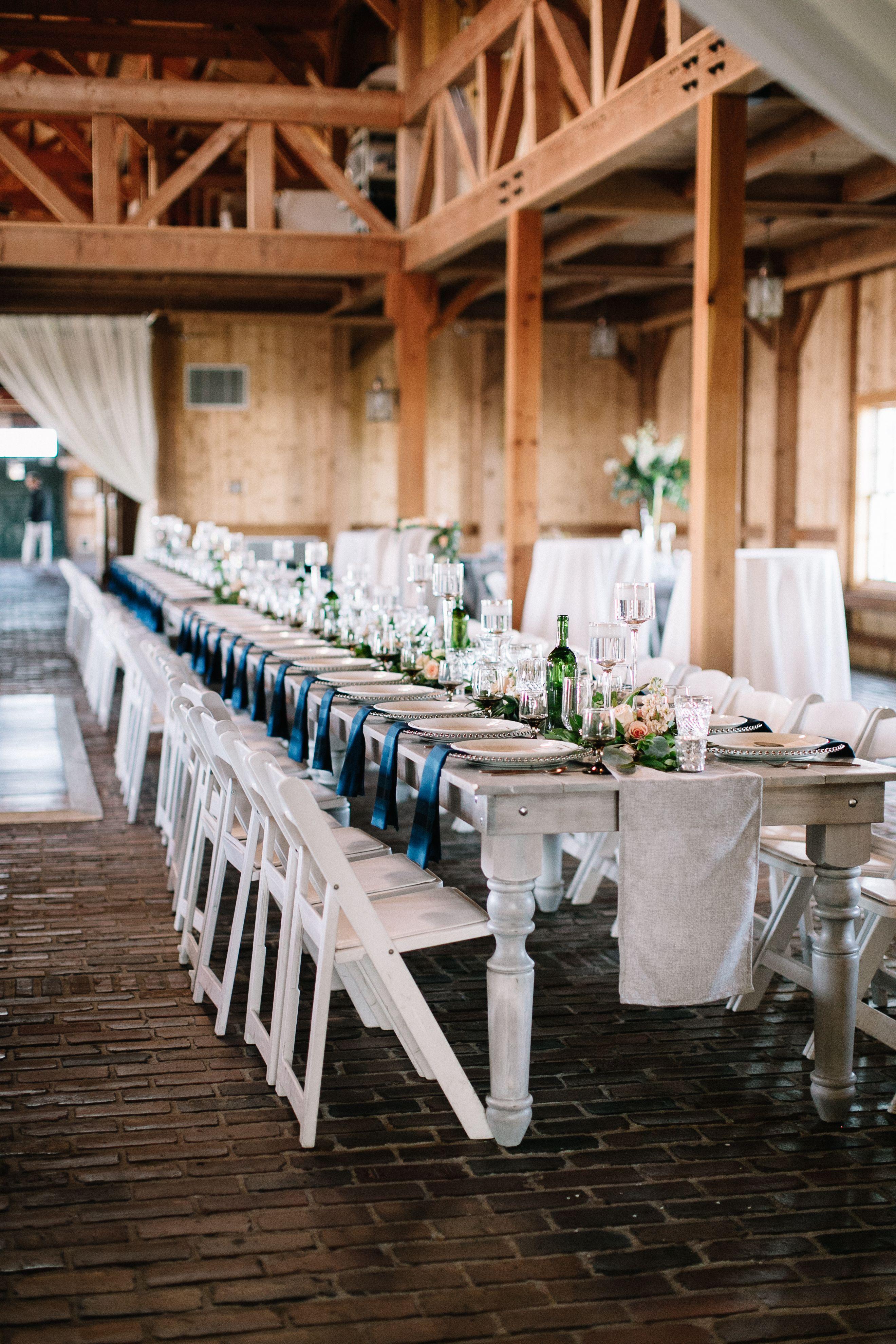 Farm wedding decor ideas  Mildale Farm Barn Reception  WEDDING IDEAS  Pinterest  Reception