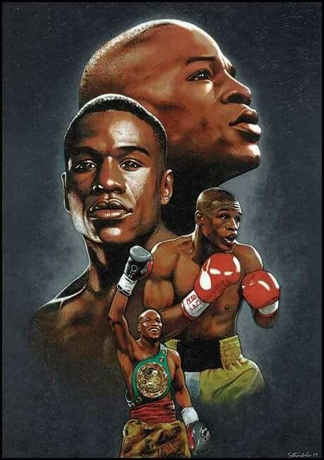 Pretty Boy Floyd Floyd Mayweather Mike Tyson Boxing Posters
