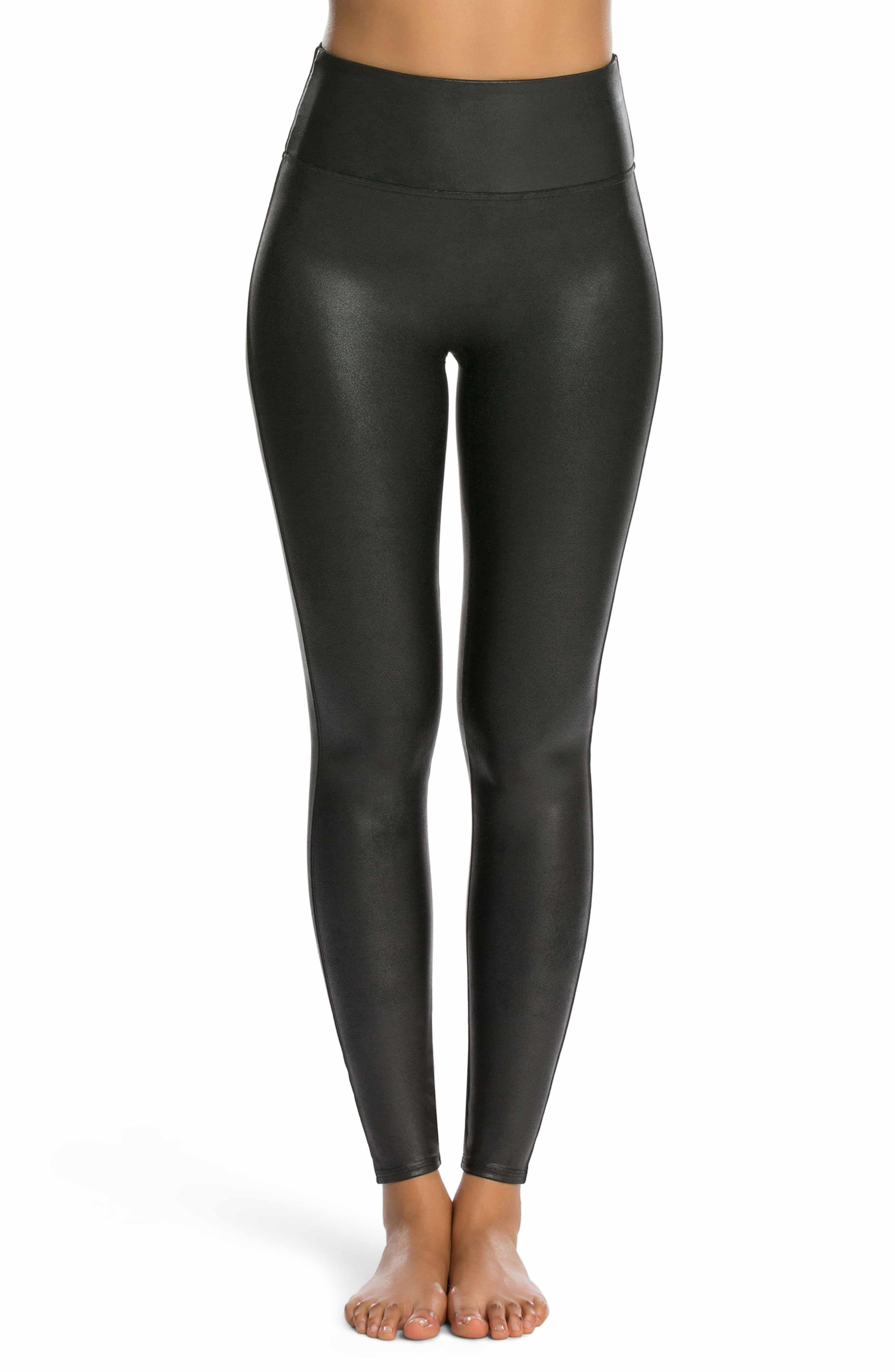 41cd8cfc96ada Faux Leather Leggings, Main, color, Black | My Style | Spanx faux ...