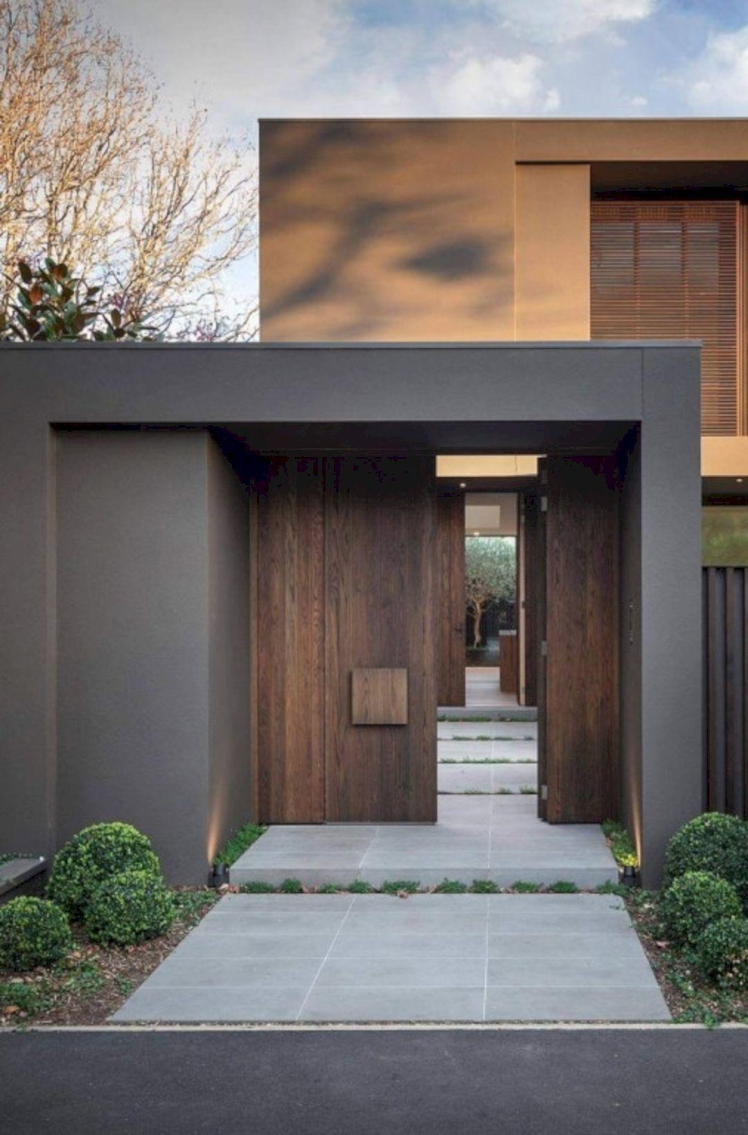 10 Amazing Modern House Designs Facade House Exterior House