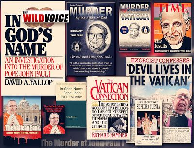 TradCatKnight: THE MURDER OF POPE JOHN PAUL I