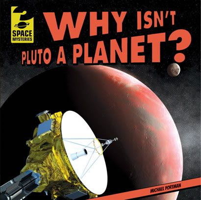 One important meeting of astronomers in 2006 decided that Pluto was not a planet. Discover why in this great title!