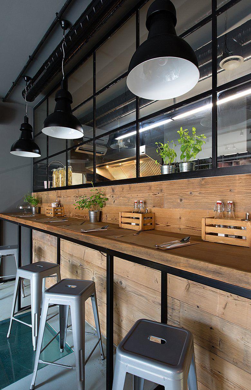 Bistro 11, Cracovia, 2014 - Superpozycja Architekci