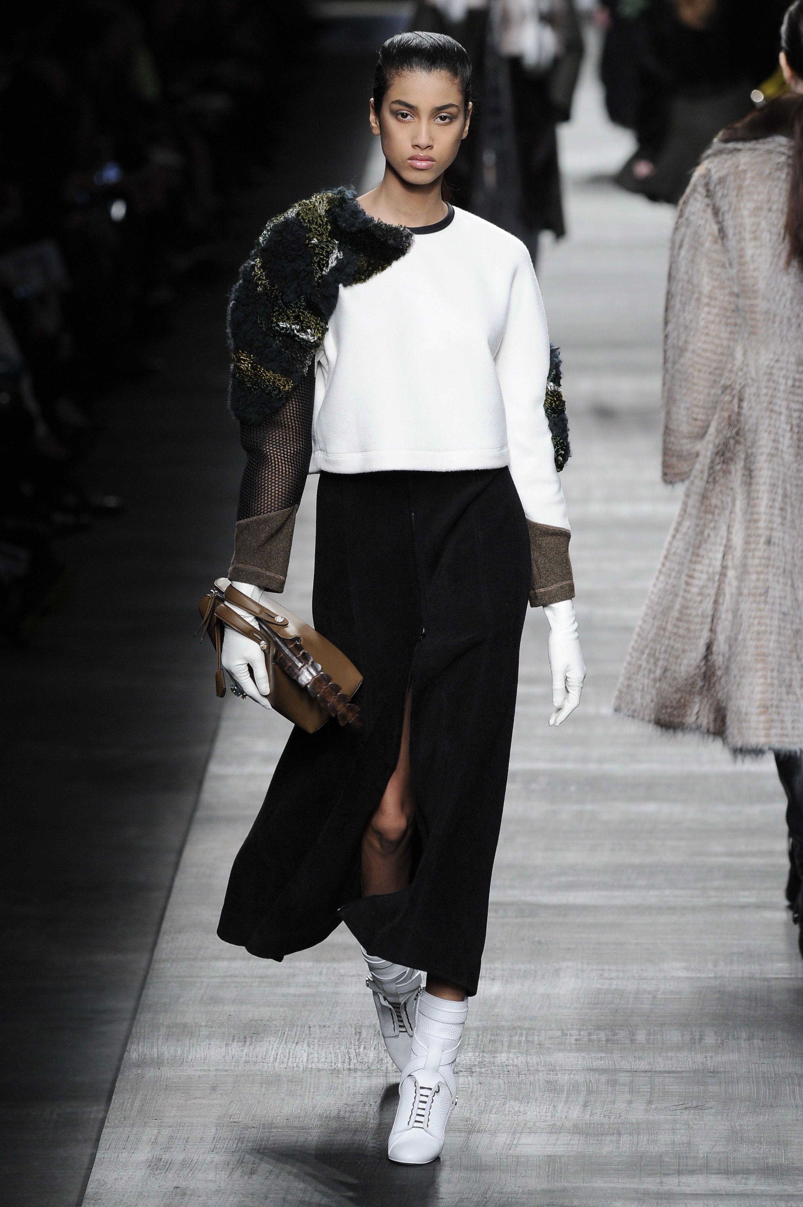 Fendi, A-H 14/15 - L'officiel de la mode