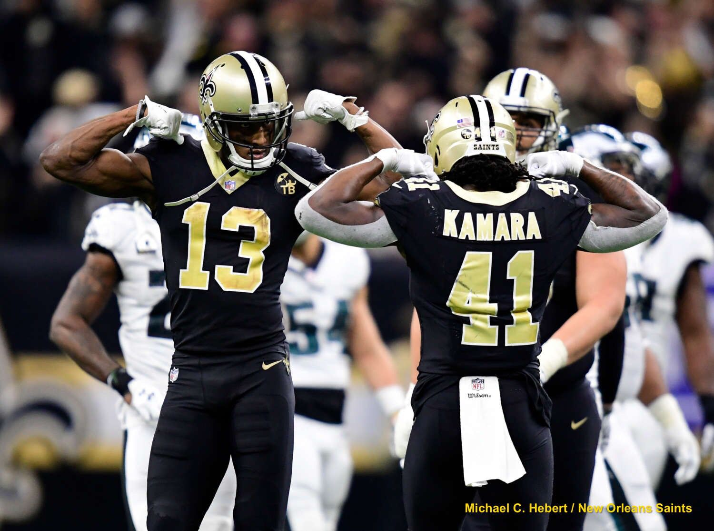 Alvin Kamara Saints Football Nfl Saints New Orleans Saints
