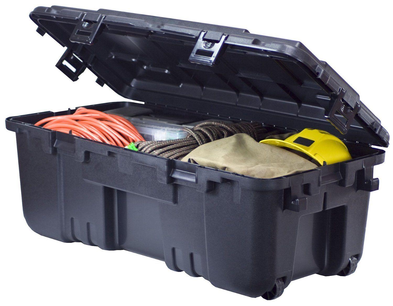 Attractive Trunk Locker Storage Case