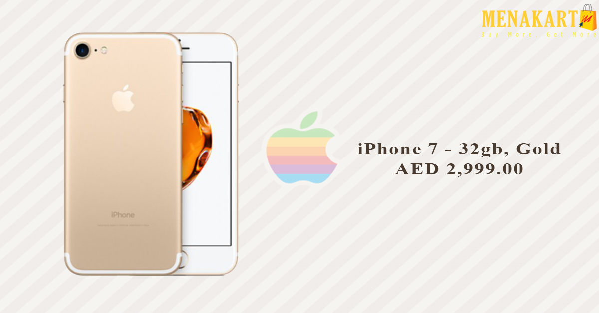 Buy Apple iPhone 7 32GB, Gold, Facetime, Unlocked