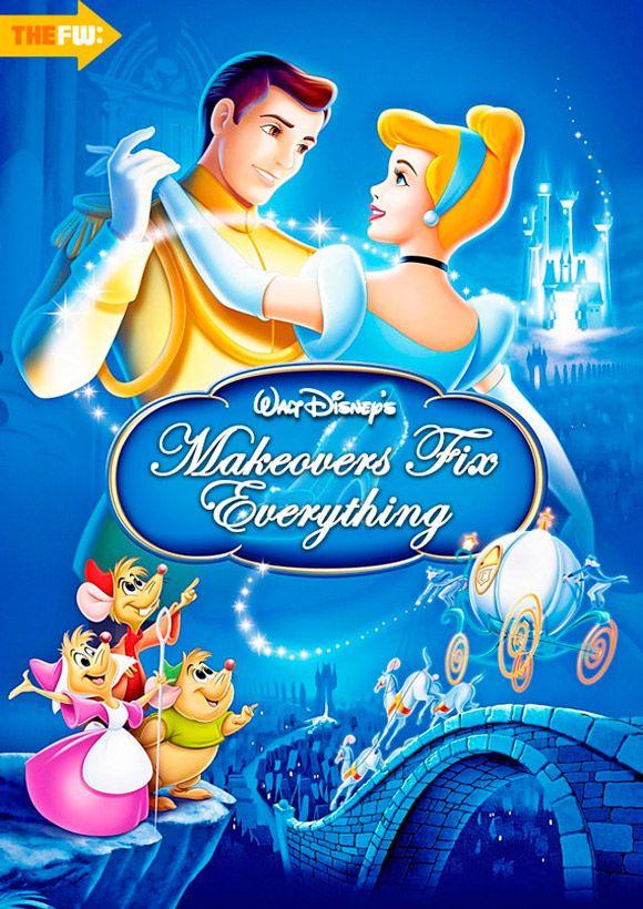 Se A Disney Tivesse Titulos Mais Sinceros Culinaria Filmes
