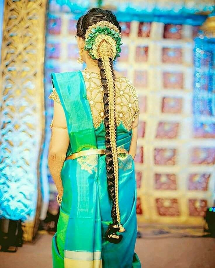 Hairstyles With Flowers Kerala: Pin By Beeshma Acharya On South Indian Wedding Bridal