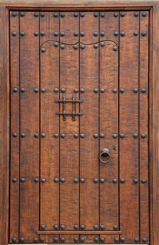 Rustic doors wooden rustic doors rustic exterior doors for Diseno de puertas de madera antiguas
