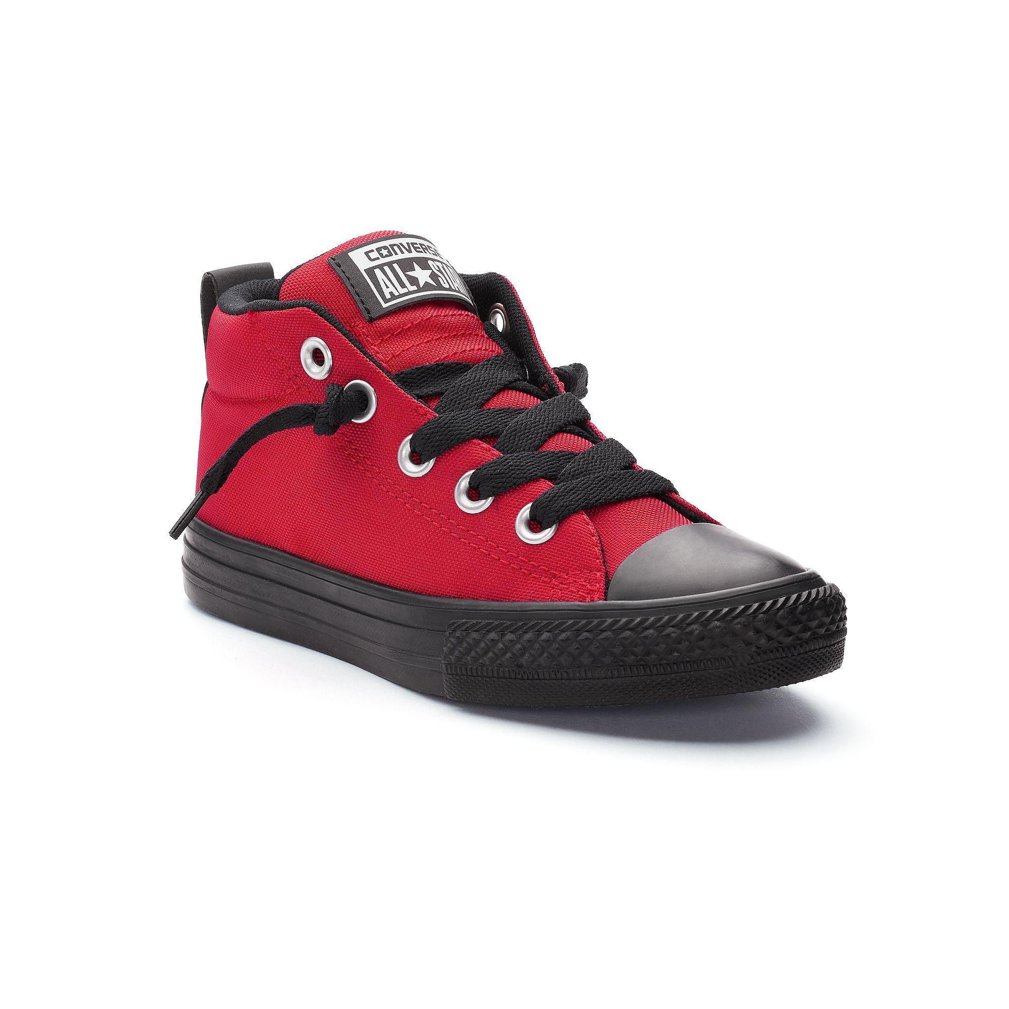 Boys  Converse Chuck Taylor All Star Street Mid Sneakers  e246d1d09