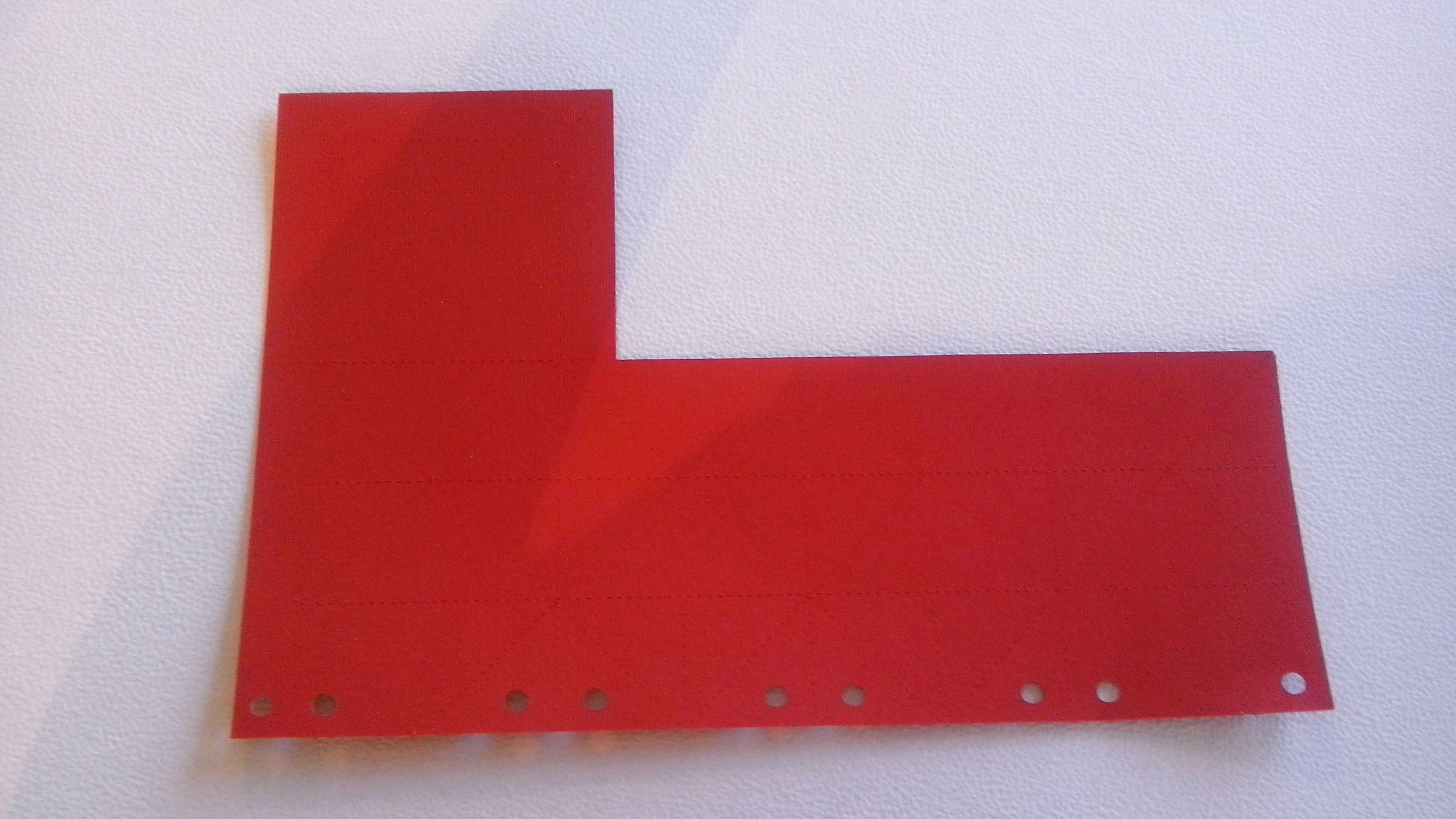 Cajita elaborada con material reciclado como cartulinas de cualquier color¡¡