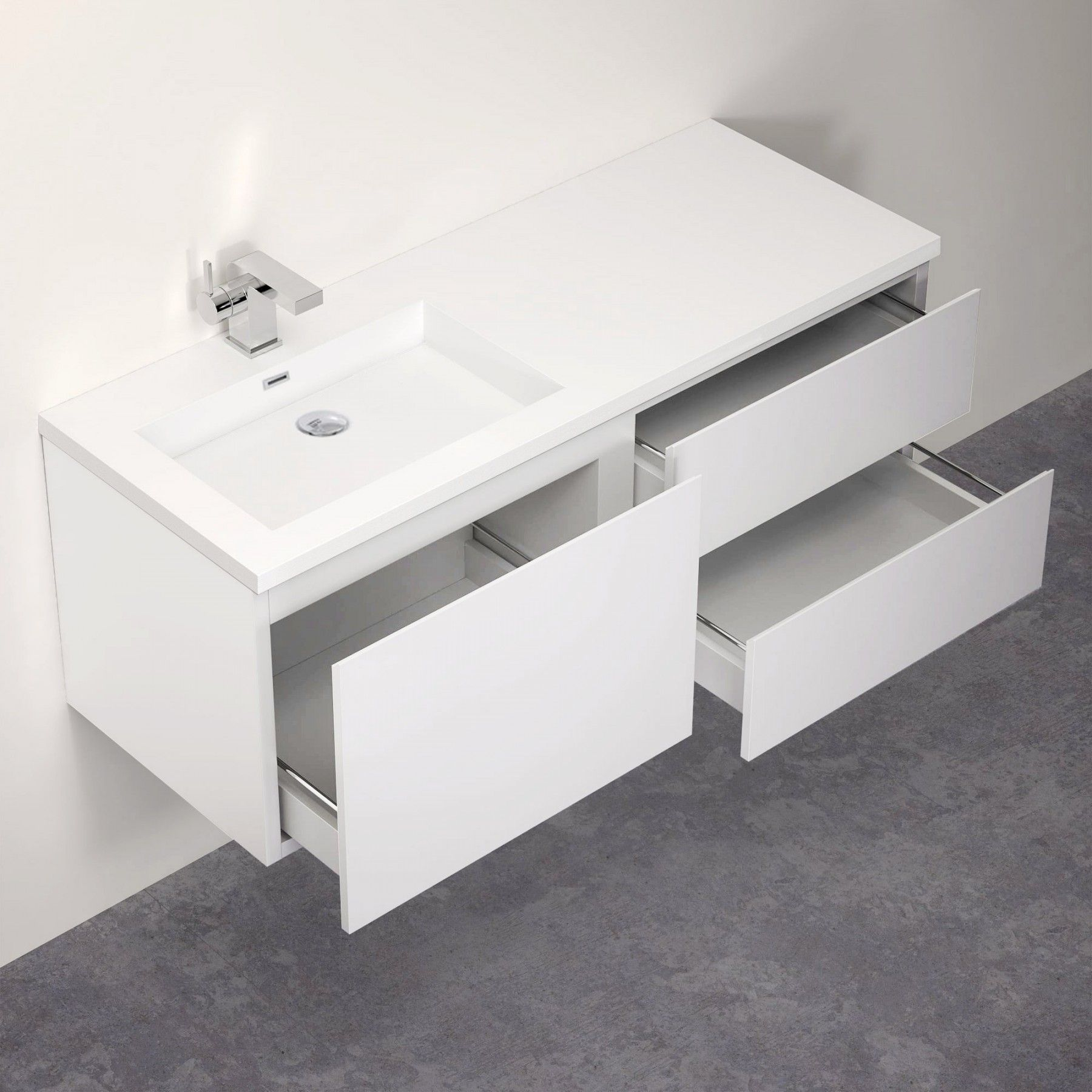 Wall Mounted Bathroom Vanity Unit Home Bauhaus Bauhaus Svelte 1200mm Wall Mounted Bathroom Vanity Unit Luxury Bathroom Bathroom Suites Uk Wall Hung Vanity