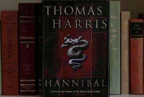 Hannibal - Thomas Harris  I Shop books at Books + Rec Shoppe www.booksandrec.com