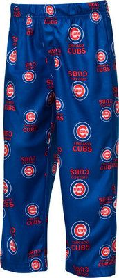 details about chicago cubs boys infant kids sleepwear pajamas pants