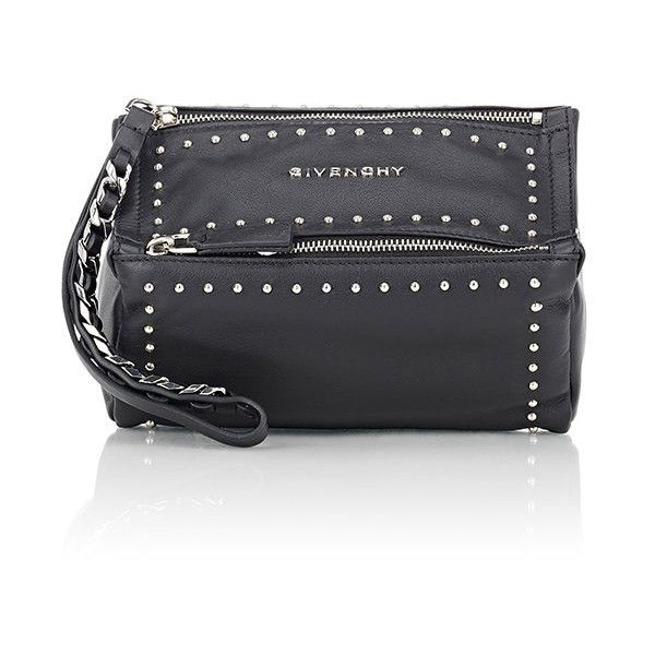 Givenchy Women s Pandora Wristlet ( 750) ❤ liked on Polyvore featuring bags 251a266090f8f