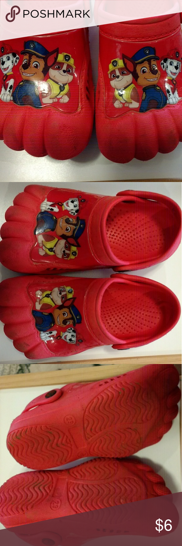 little boys or girls | Paw patrol shoes