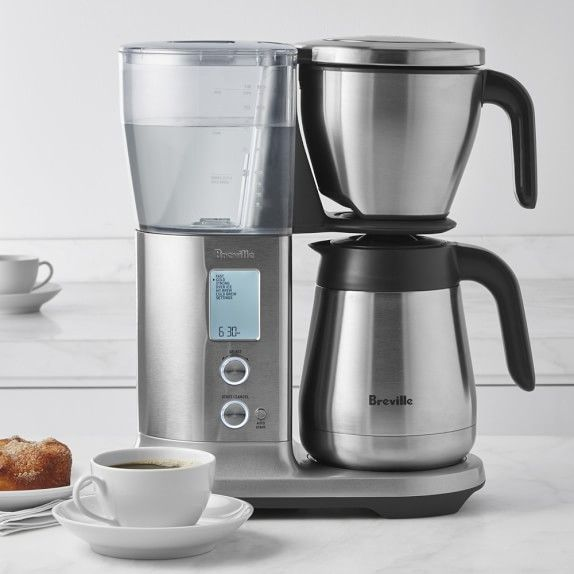 Breville Precision Brewer 8482 Drip Coffee Maker With Thermal Carafe Coffee Brewer Coffee Gifts Coffee Maker Machine