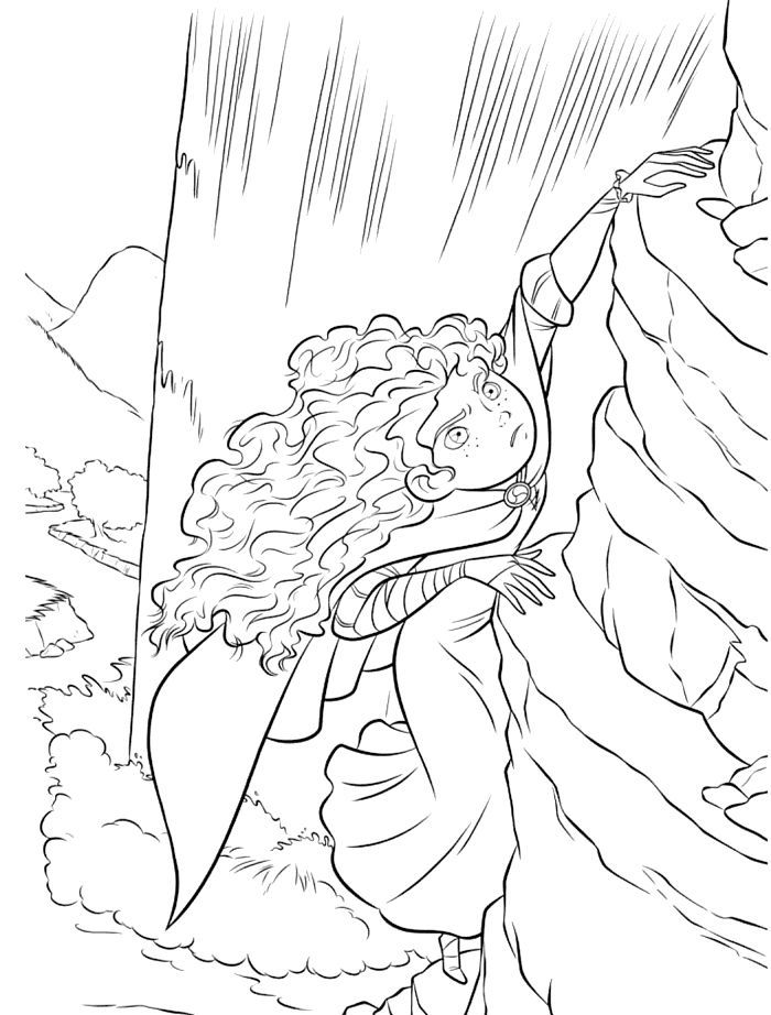Pin de Patricia Iannone en Disney - Brave | Pinterest | Dibujos para ...