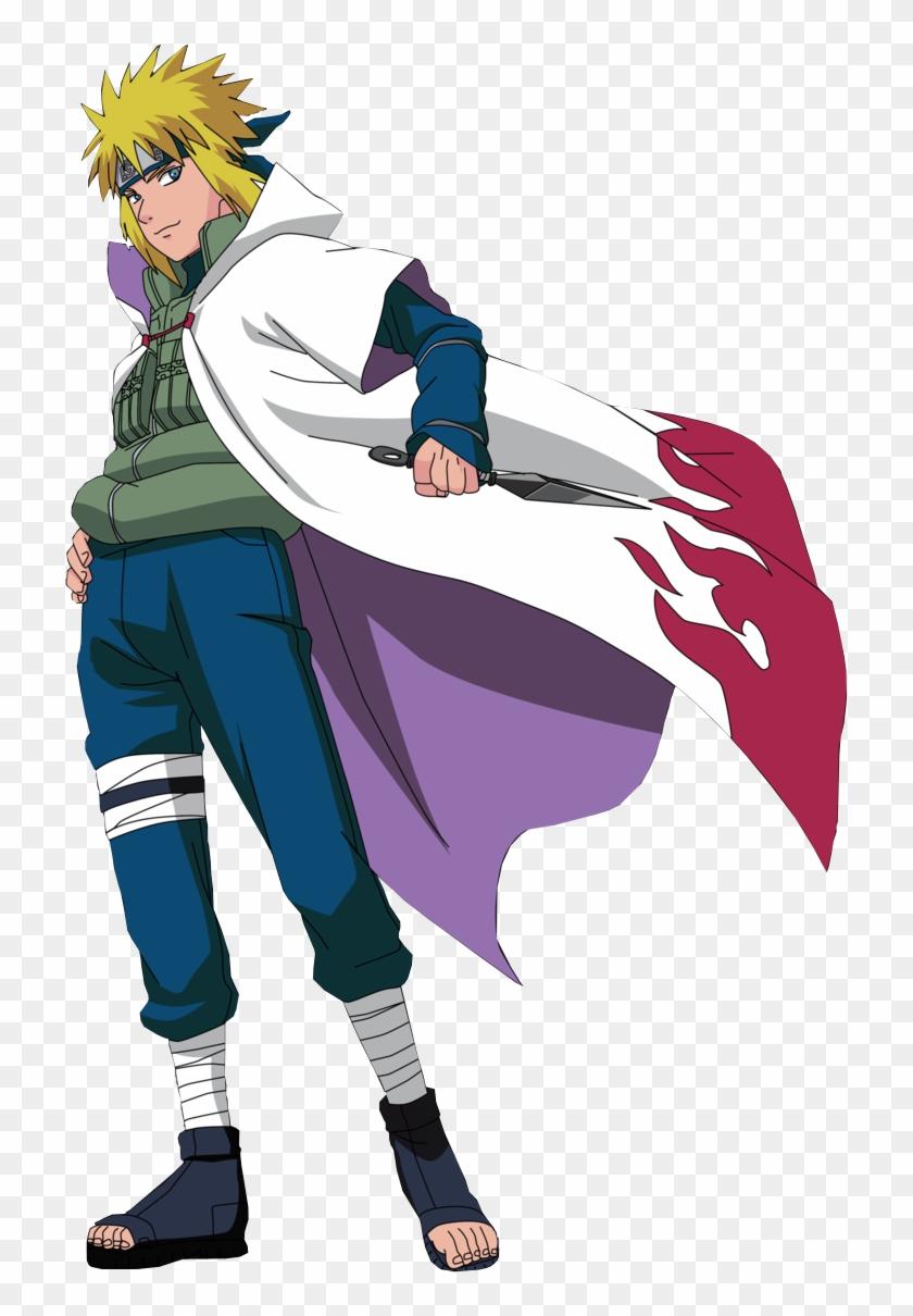Minato 4th Hokage Minato Namikaze Hd Png Download Anime Naruto Naruto Shippuden Anime Minato