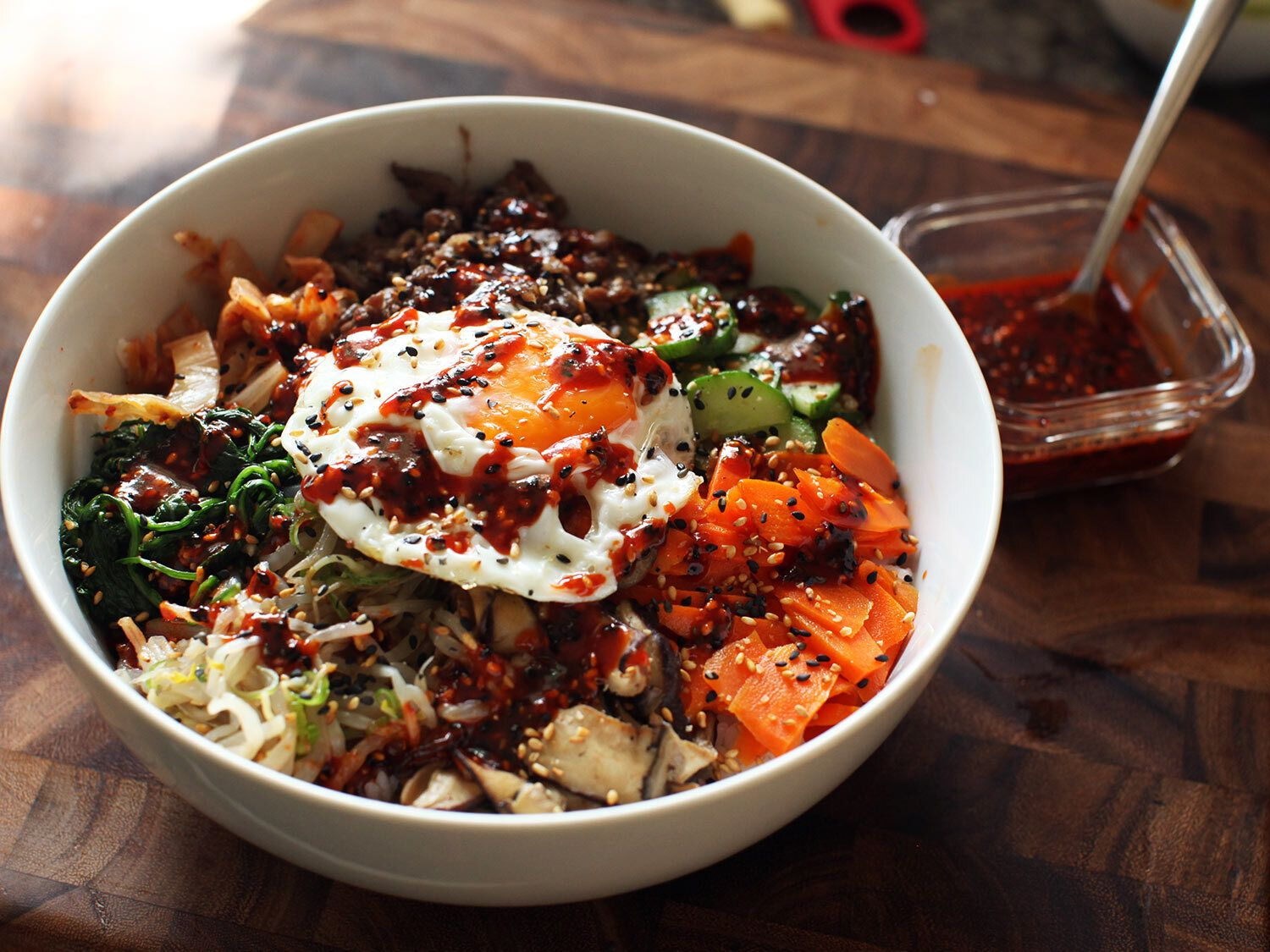 The Food Lab Junior A Bibimbap Recipe For All Ages Recipe In 2020 Food Lab Recipes Food