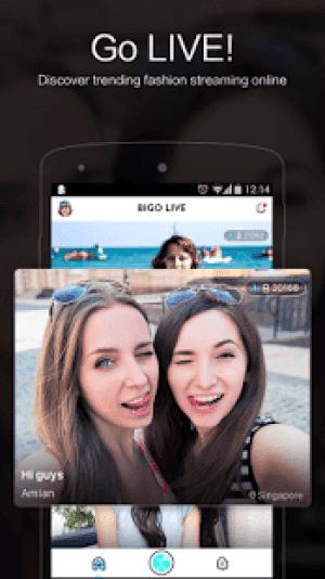 Bigo Live For Blackberry Free Download Download Free App Live Free Download