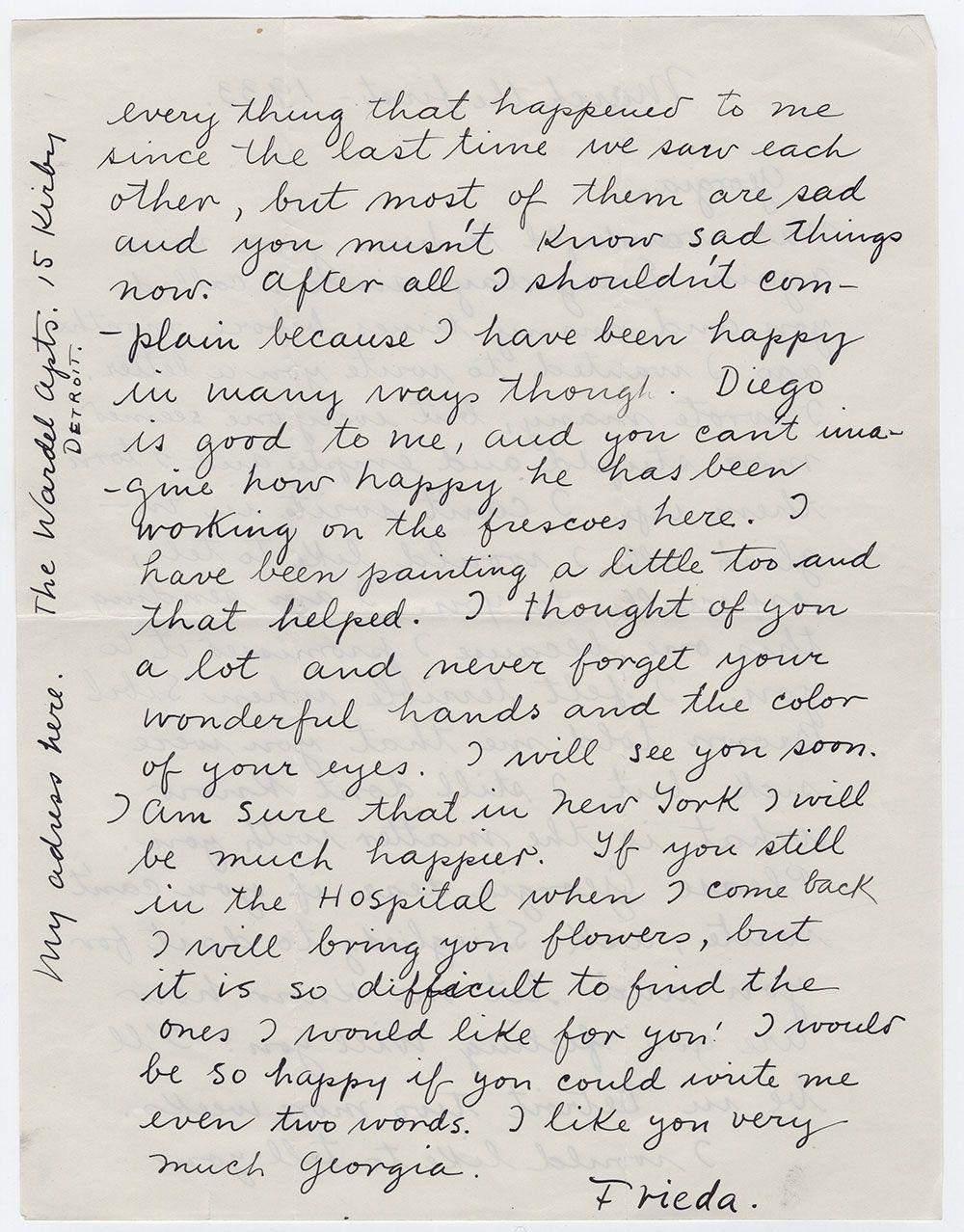 las apasionadas cartas de amor de frida kahlo yorokobu icons las apasionadas cartas de amor de frida kahlo yorokobu