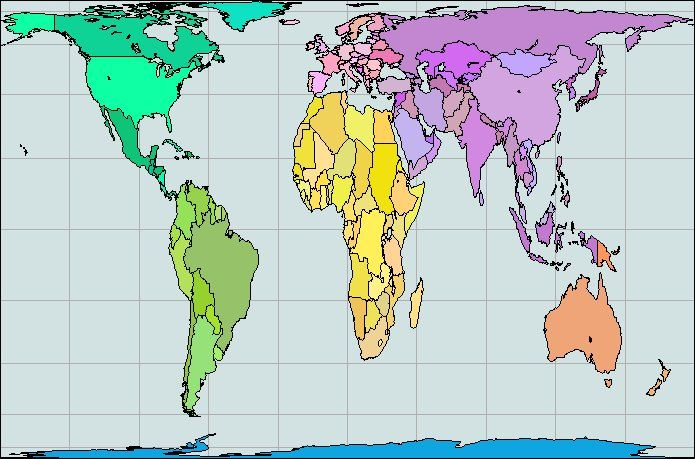 gall peters projection map maps pinterest projection mapping