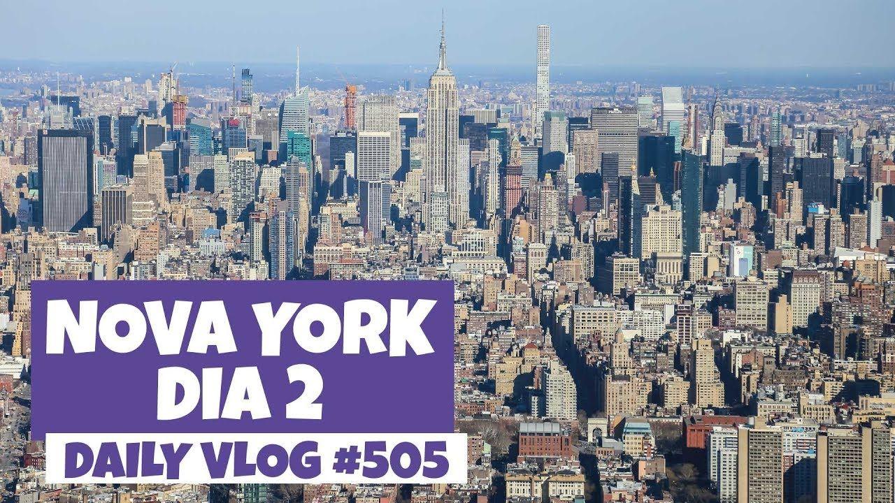 Nova York: World Trade Center Chinatown Little Italy e Aniversário de Casamento | DAILY VLOG #505 https://youtu.be/ueUOjWU_fZc