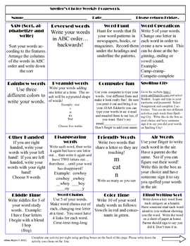 How to Study Spelling Words: A Spelling Strategy for Students