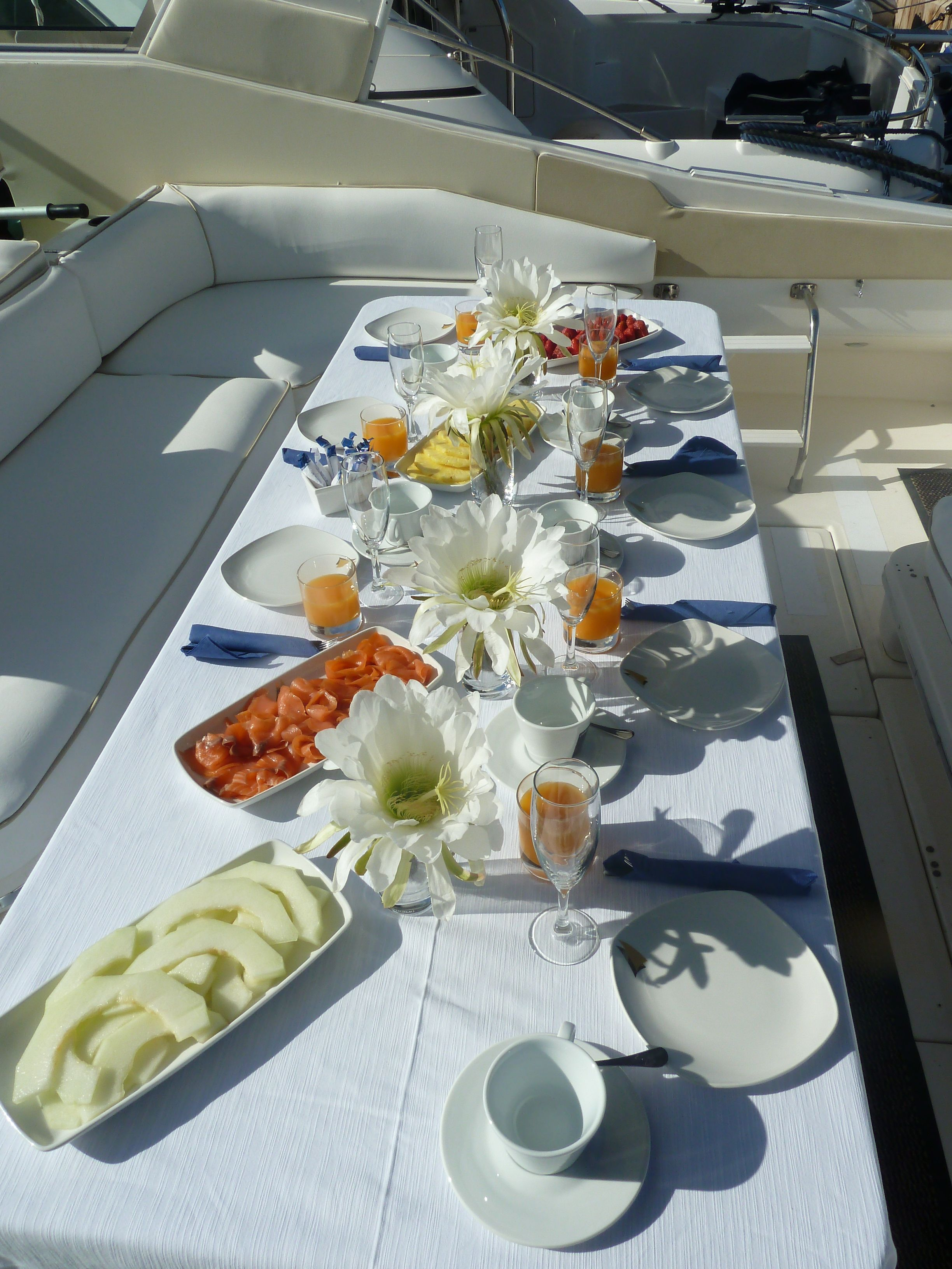 Champagne Breakfast Wedding Holidays Packages Abroad Weddings In Spain