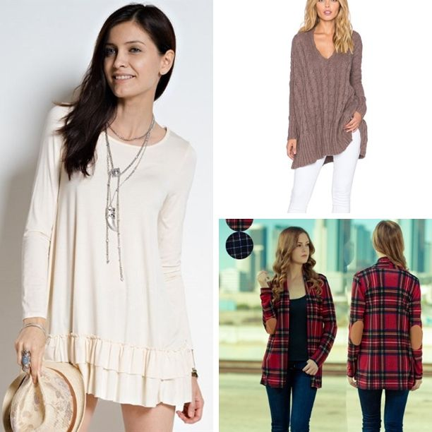 ~ Monday/Tuesday Specials ~  * All Cardigans, Sweaters & Jackets 40% off (No Discount on Big name brands)