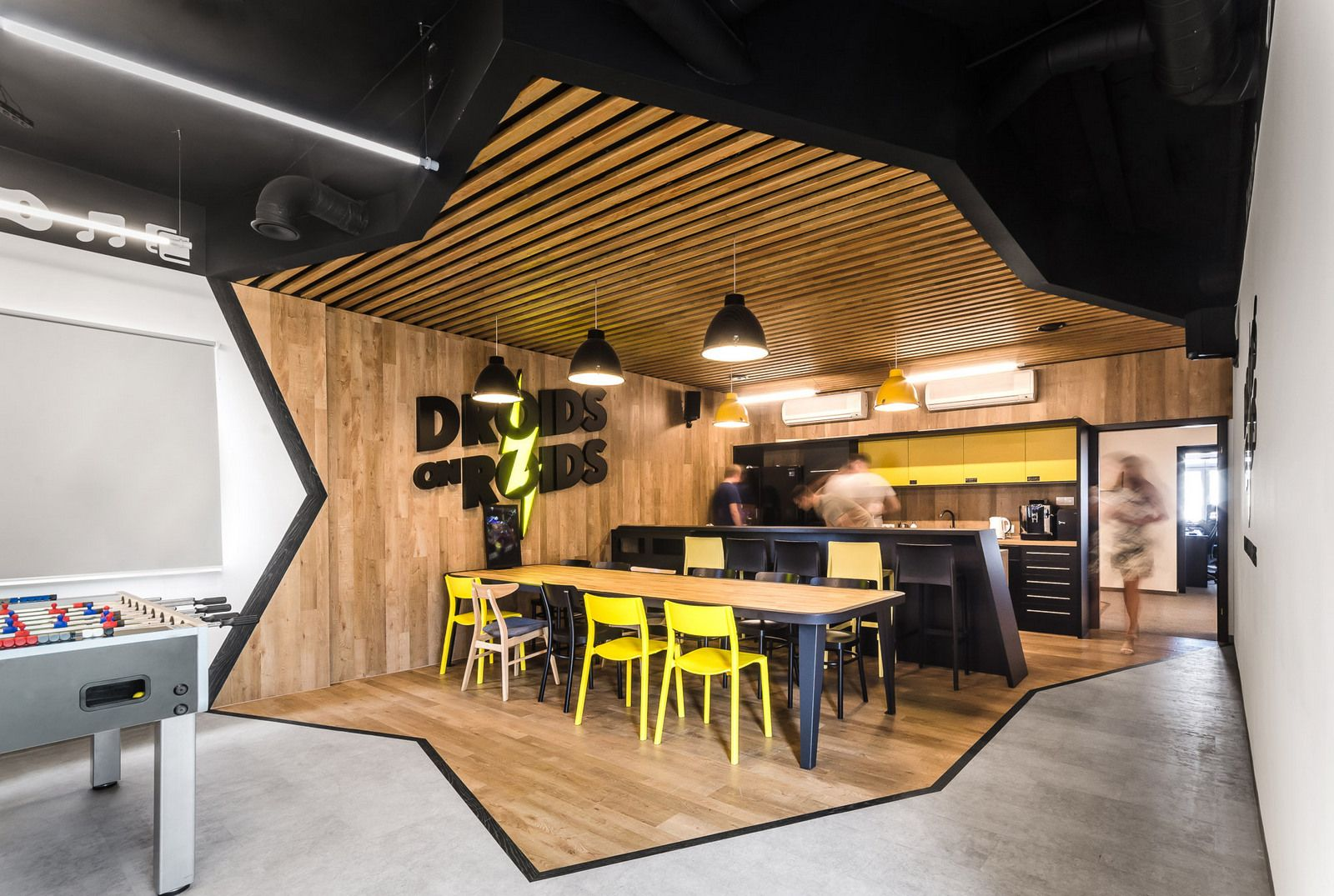 Office Tour Droids On Roids Offices Wroclaw Interior Design
