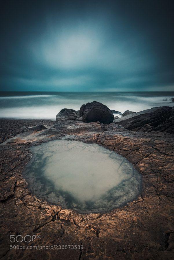 Shooting stones II by ChristopheStaelens #landscape #travel
