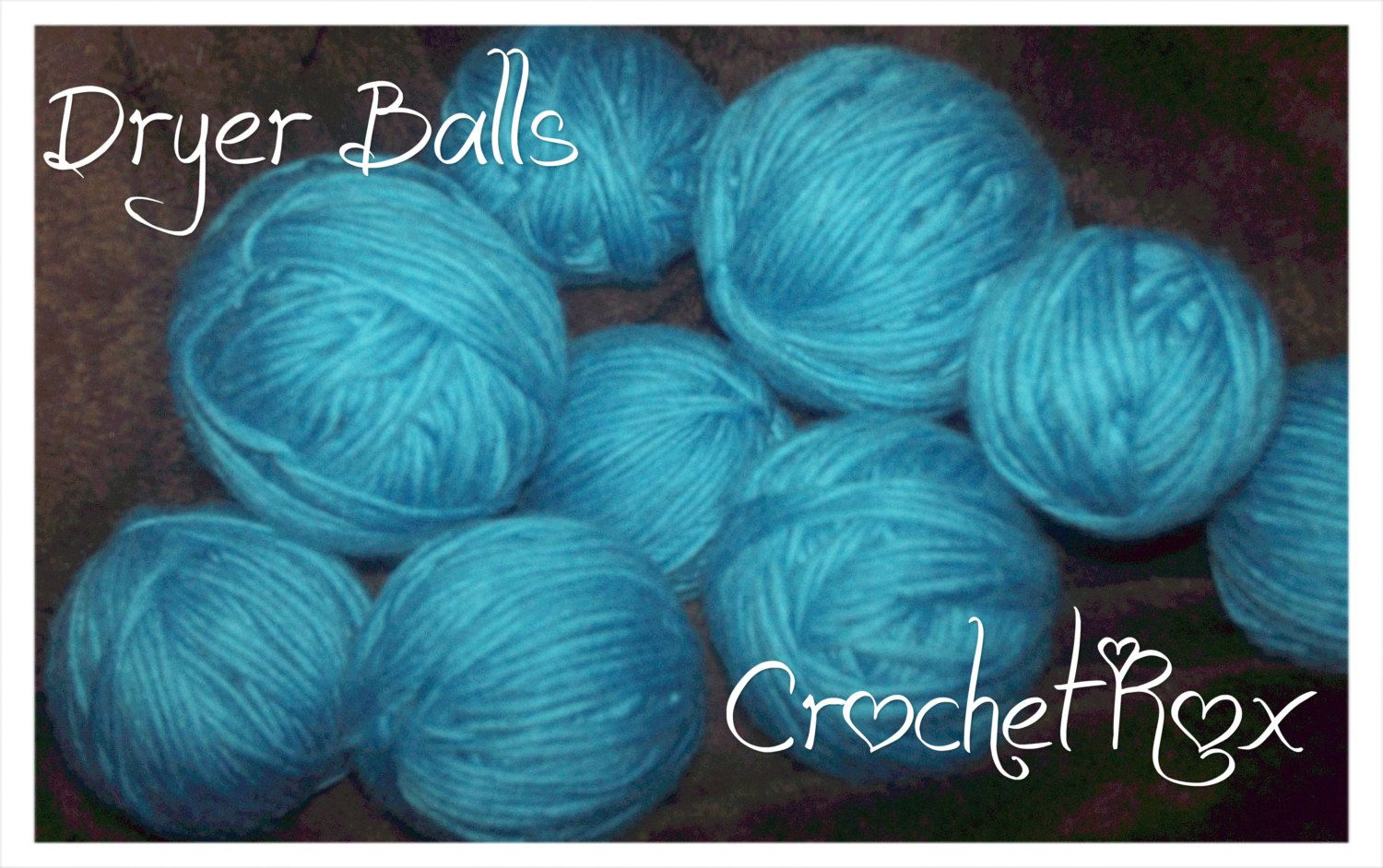 100% Wool Dryer Balls, Set of 5, save time and money, eco friendly!!  Dry your clothes faster!! - pinned by pin4etsy.com