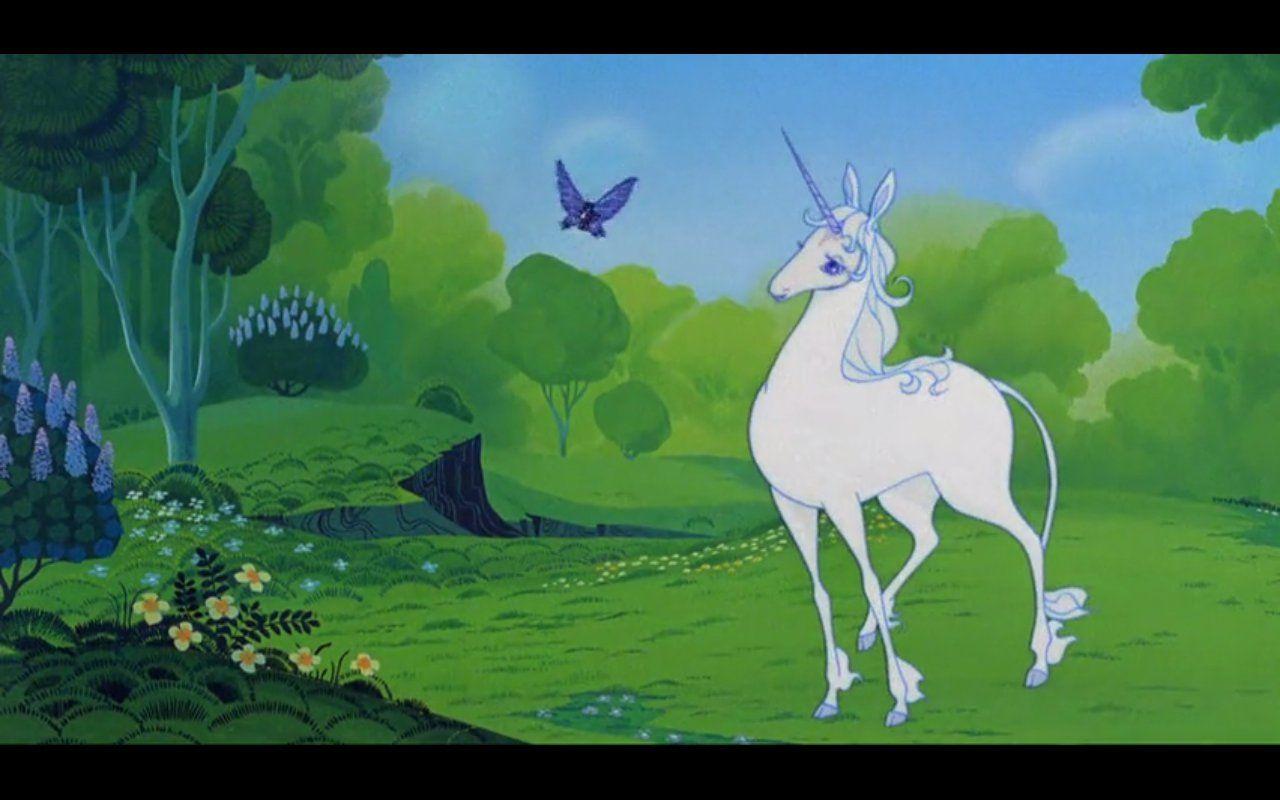 the last unicorn  das letzte einhorn das letzte einhorn
