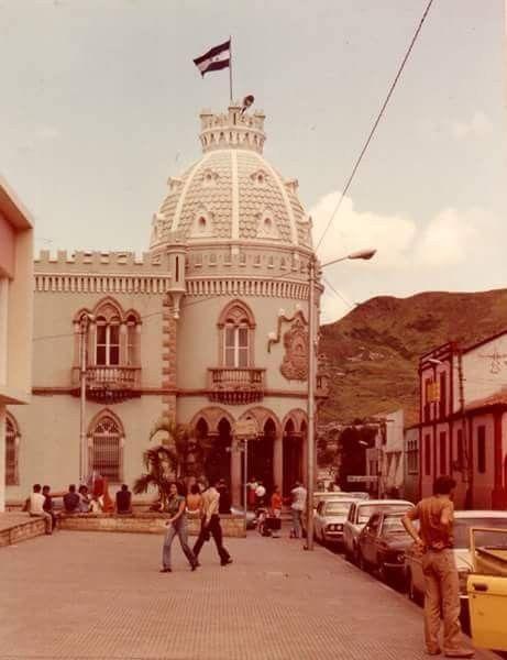 CASA PRESIDENCIAL los 70
