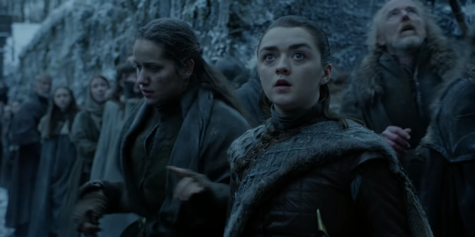 Game Of Thrones Season 8 Trailer And Fans Reaction Game Of