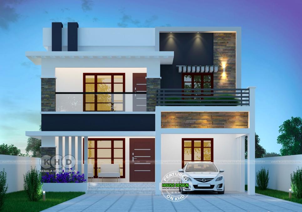 Top 7 Kerala Houses Design by Dream Homes in 2020 | Kerala ...