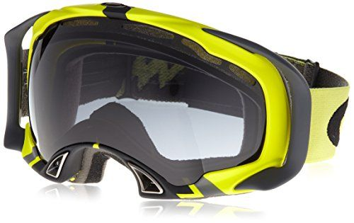 BUZZARD GOGGLE KIT BLACK FRAME INCLUDES CLEAR AND SMOKE LENS
