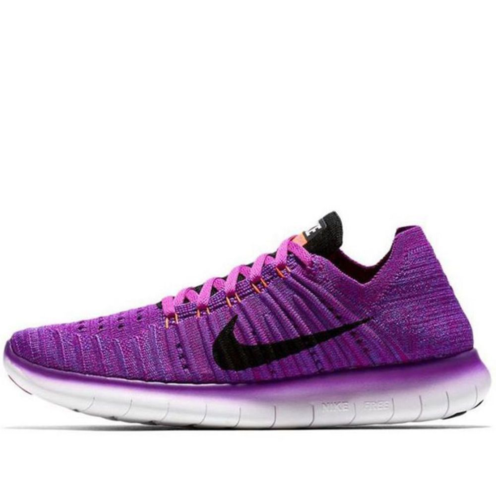 Nike Women'S Free Rn Flyknit Running Athletic Shoes / 831070-501