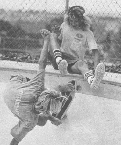 Tony Alva & Jay Adams