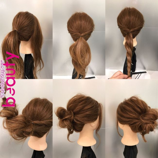 Pin by styles de cheveux on styles de cheveux in 2019 #easyhair