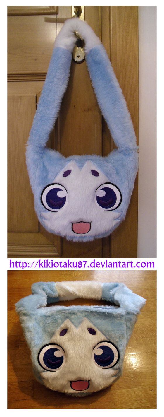 Mieu bag by ~kikiotaku87 on deviantART