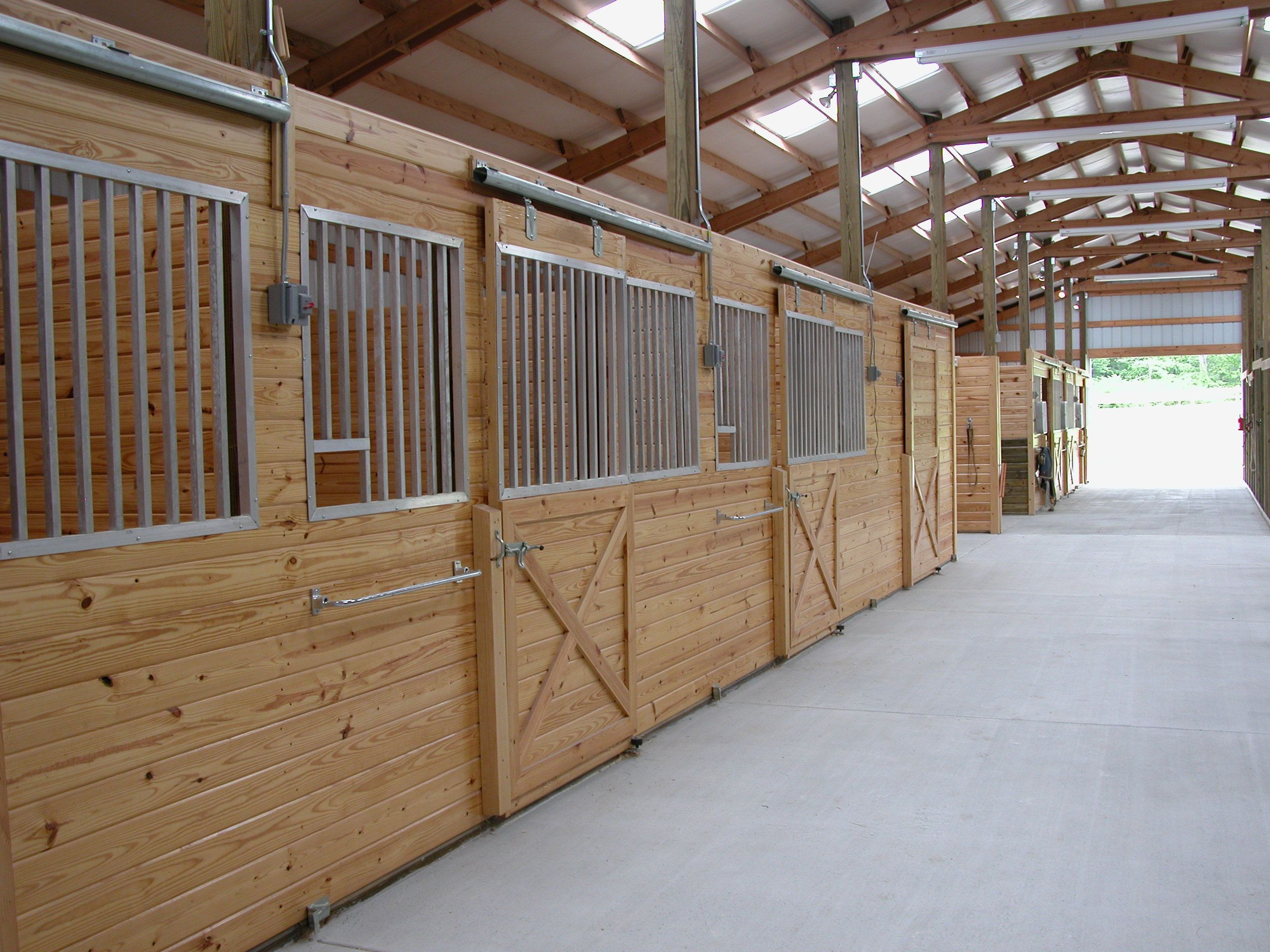 2x6 T Horse Stall Grade Pine Lumber Both Sides Graded So They
