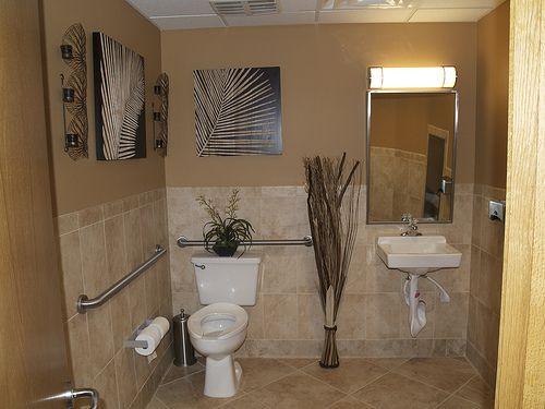 Commercial Bathroom Remodel, Office Bathroom Decor