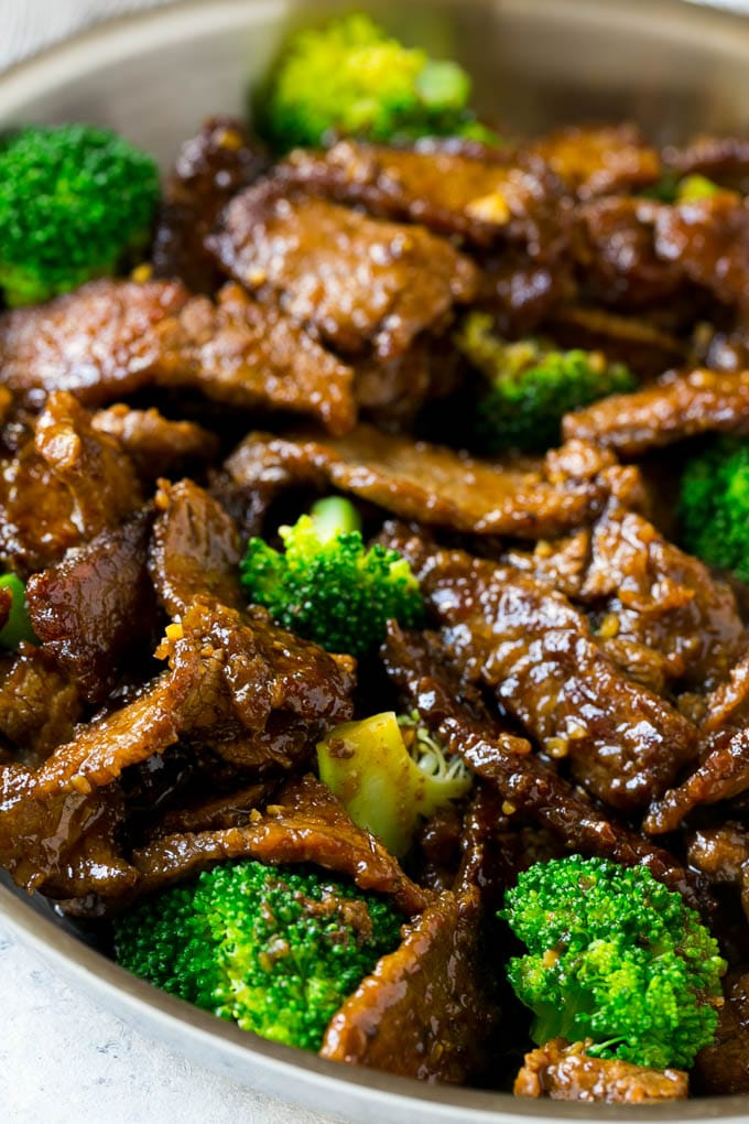 Photo of Beef and Broccoli Stir Fry