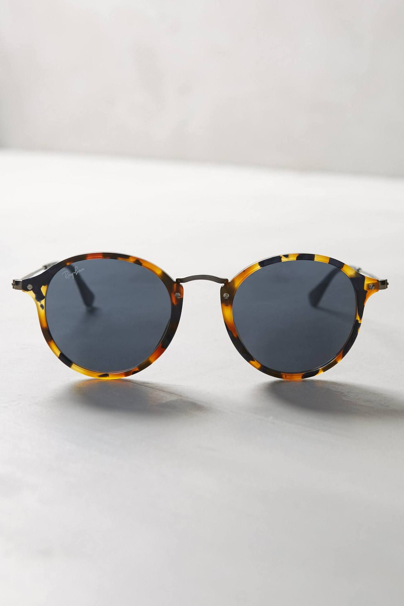 87b6a6a485 Round Icon Sunglasses by Ray-Ban  anthrofave  anthropologie