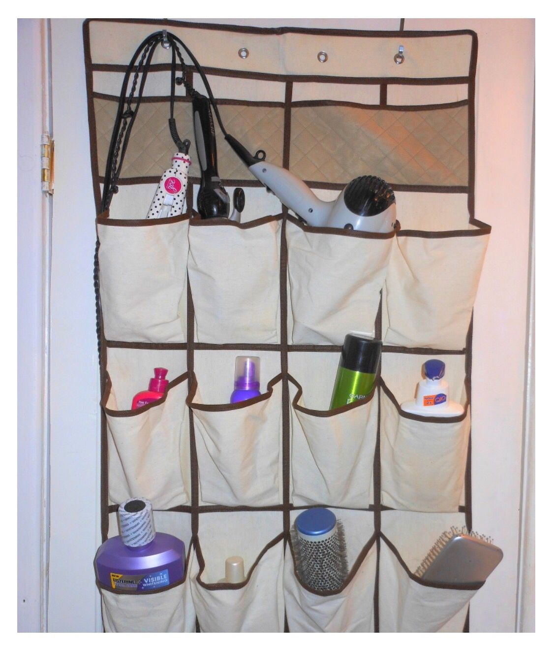 Great uses for shoe hanger