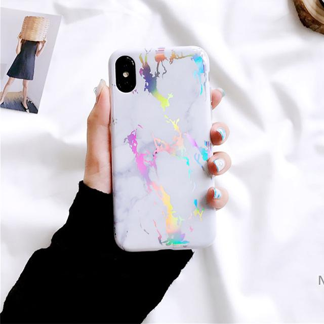 Laser Marble Iphone Case Phone Cases Marble Marble Iphone Case Pattern Iphone Case